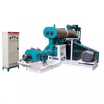 hot sale screw fish pellet extruder/small floating fish feed pellet extruder machine/floating fish feed pellet machine