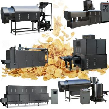 Different Output Corn Flakes Processing Machine Line