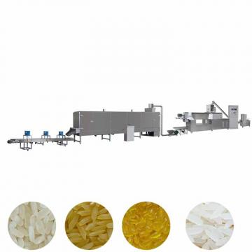 Professional Hot Selling Full Automatic Artificial Nutritional Rice Making Machine
