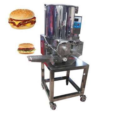 Commercial Burger Bread Bun Making Machine Bakery Equipment