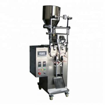 Full Automatic Weighing Filling Premade Pouches Sealer Rotary Chocolate Beans Packaging Machine