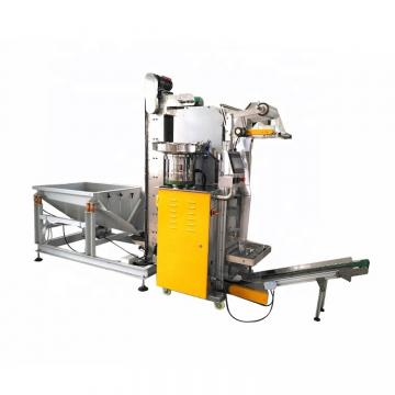 Automatic Detergent Powder Filling Sealing Weighing Packing Machine with Auger Screw Filler