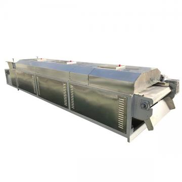 Belt Type Microwave Food Fruit Chemical Flower Dryer